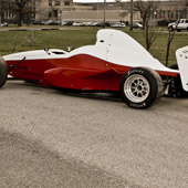 F1000 race car from Philly Motor Sports - Formula B