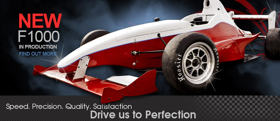 Speed. Precision. Quality. Satisfaction: Drive us to Perfection